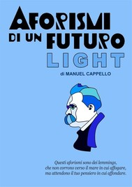 Aforismi di un futuro light - copertina