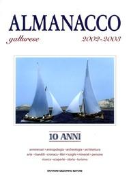 Almanacco Gallurese 2002 - copertina