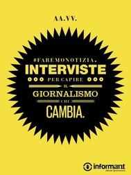 #faremonotizia - copertina