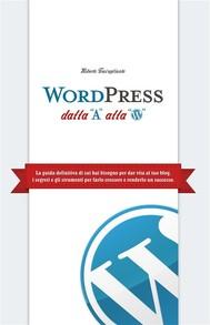 WordPress dalla A alla W - copertina