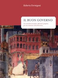 Il buon governo - copertina