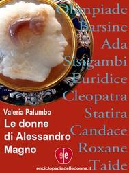 Le donne di Alessandro Magno - copertina