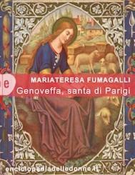 Genoveffa, santa di Parigi - copertina