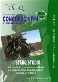 Concorso per VFP4 I Immissione 2013 - STARQ STUDIO - copertina