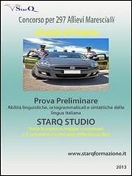 Concorso per 297 Marescialli Guardia di Finanza 2013 - STARQ STUDIO - copertina