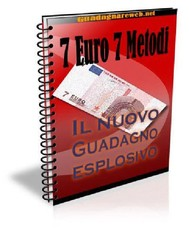 7 Euro 7Metodi - copertina
