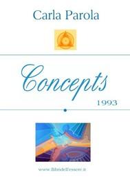 Concepts 1993 - copertina