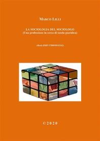 La sociologia del sociologo - Librerie.coop