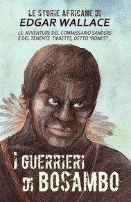 I guerrieri di Bosambo - copertina