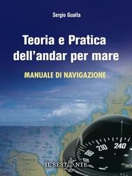Teoria e pratica dell'andar per mare - copertina