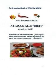 """Attacco alle """"diete"""" uguali per tutti - copertina"""
