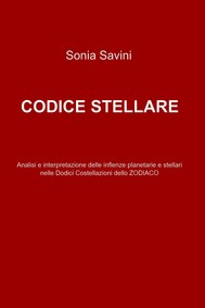 CODICE STELLARE - copertina