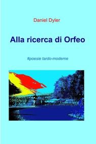 Alla ricerca di Orfeo - copertina