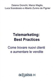 Telemarketing: Best Practices - copertina