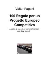 100 Regole per un Progetto Europeo Competitivo - copertina