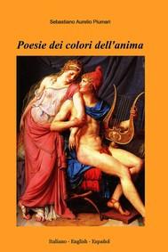 Poesie dei colori dell'anima - copertina