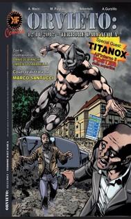 Orvieto:12/11/2012 - Terrore dall'acqua - copertina