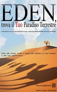 Eden, trova il Tuo Paradiso Terrestre - copertina