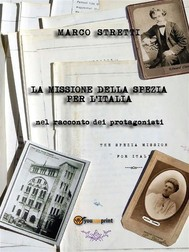 La missione della Spezia per l'italia - copertina