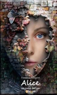 Alice in una bolla - copertina
