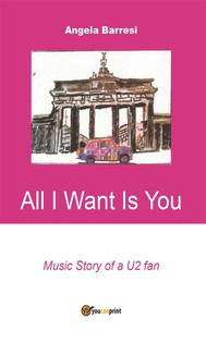 All I want is you - copertina