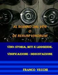 Al mannd dal vèn o de rerum vinorum - copertina