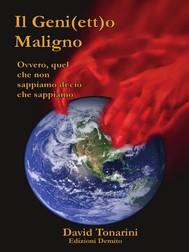 Il genietto Maligno - copertina