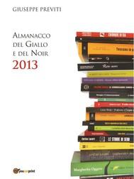 Almanacco del giallo e del noir 2013 - copertina