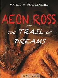 Aeon Ross and the Trail of Dreams - copertina