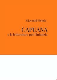Capuana e la letteratura per l'infanzia - copertina
