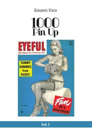 1000 Pin Up (Vol. 1) - copertina