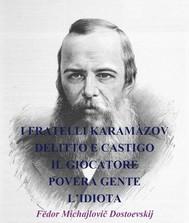 Fëdor Dostoevskij - copertina