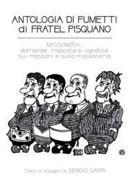 Antologia di fumetti di fratel Pisquano - copertina