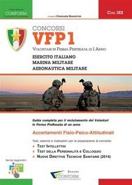 001 | Concorsi VFP1 – Volontari in Ferma Prefissata di 1 anno (TPA) - copertina