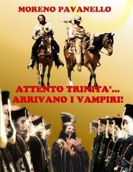 Attento Trinità... Arrivano i vampiri! - copertina
