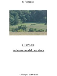 I Funghi - vademecum del cercatore - copertina