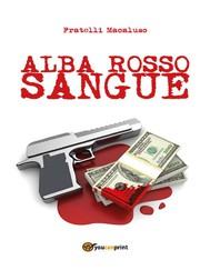 Alba rosso sangue - copertina