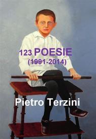 123 Poesie (1991 – 2014) - copertina