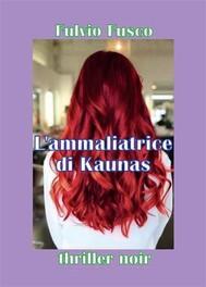 L'ammaliatrice di Kaunas - copertina