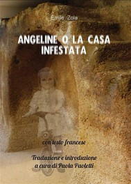 Angeline o la casa infestata - copertina