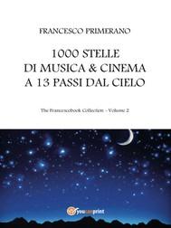 1000 stelle di musica & cinema a 13 passi dal cielo - copertina