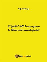 """Il """"giallo"""" dell'Incarnazione - copertina"""