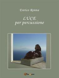 LUCE per percussione - copertina