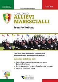 008 | Concorso Allievi Marescialli Esercito Italiano (Prova Scritta, TPA) - copertina