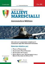 010 | Concorso Allievi Marescialli Aeronautica Militare (Prova Preselettiva, TPA) - copertina
