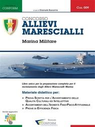 Concorso Allievi Marescialli - Marina Militare - copertina