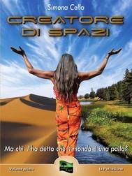 Creatore di spazi - 1^ edizione - copertina