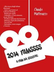 2014 filmssss - copertina