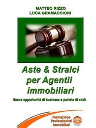 Aste & Stralci per agenti immobiliari - copertina