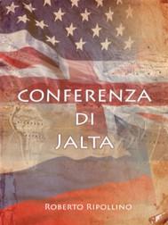 Conferenza di Jalta - copertina